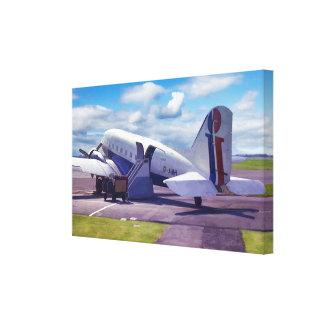 Douglas Dakota DC3 Canvas Print