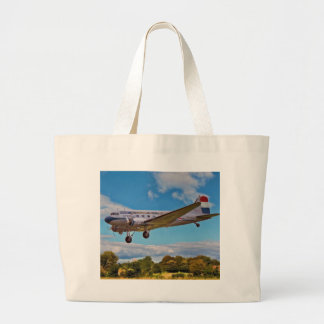 Douglas Dakota DC3 [PH-DDA] Large Tote Bag