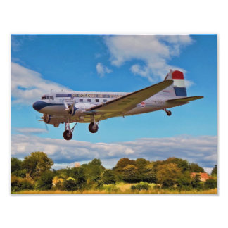 Douglas Dakota DC3 [PH-DDA] Photo Print