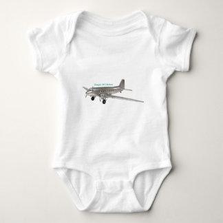 Douglas DC3 Dakota Baby Bodysuit
