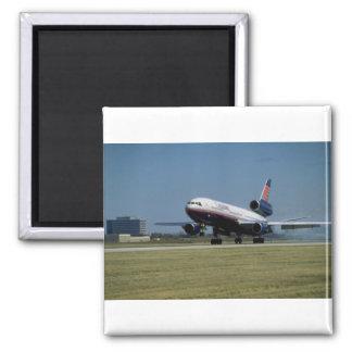 Douglas DC-10 on take-off Magnet