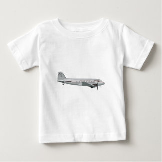 Douglas DC-3 Johnson Flying Service Baby T-Shirt