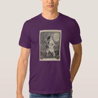 Douglas Fairbanks 1917 exhibitor ad silent films Tshirts