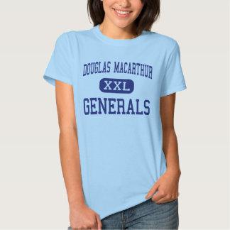 Douglas MacArthur - Generals - High - Decatur Tee Shirts