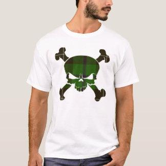 Douglas Tartan Skull No Banner Shirt