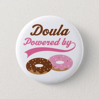 Doula Funny Gift 6 Cm Round Badge