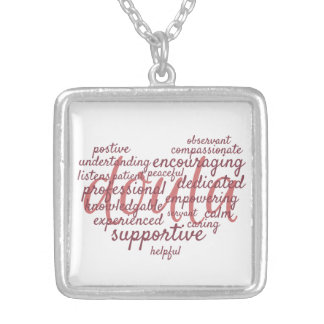 Doula Heart Necklace