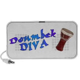 Doumbek Diva Speaker System