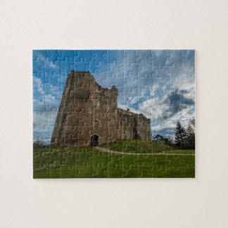 Doune Castle Jigsaw Puzzle