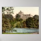 Doune Castle, Stirling, Scotland Poster