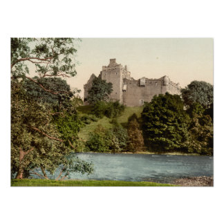Doune Castle, Stirling, Scotland Poster