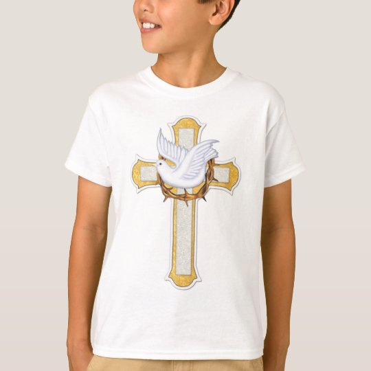 Dove and Cross T-Shirt