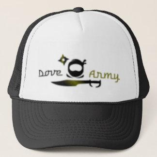 Dove Army Trucker hat