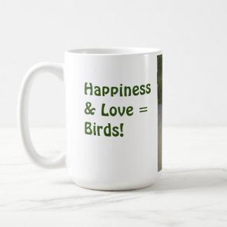 Dove birds Happiness Love Coffee Mug