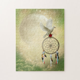 Dove Dreamcatcher Puzzle