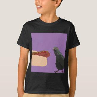 dove eating T-Shirt