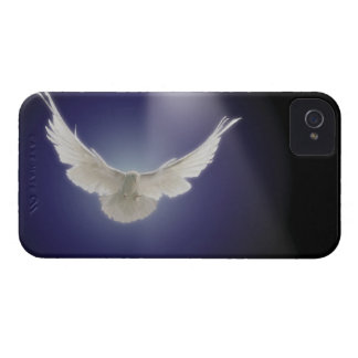 Dove flying through beam of light Case-Mate iPhone 4 case