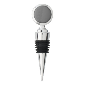 Dove Gray Wine Stopper