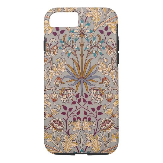 Dove Grey Hyacinth iPhone 7 Tough Case