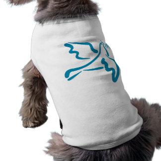 Dove L Dog T-shirt