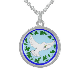 Dove of Peace 2 Necklaces