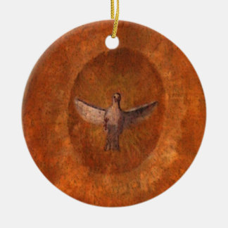 Dove of Peace Christmas Ornament