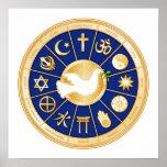 Dove of Peace Mandala