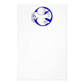 Dove of Peace Stationery