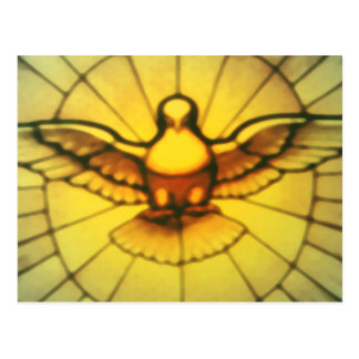 Dove of the Holy Spirit Postcard