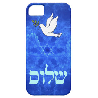 Dove - Shalom iPhone 5 Cases