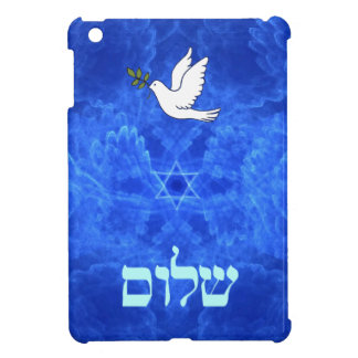 Dove - Shalom Case For The iPad Mini