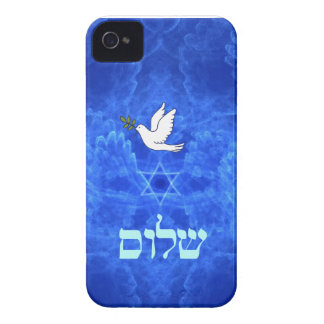 Dove - Shalom iPhone 4 Cases
