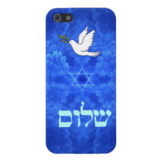 Dove - Shalom Case For iPhone 5