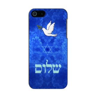 Dove - Shalom Incipio Feather® Shine iPhone 5 Case