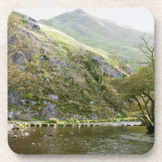 Dovedale Derbyshire, Peak District souvenir photo Coaster