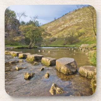 Dovedale, Derbyshire Peak District souvenir photo Coaster