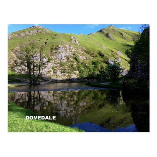 Dovedale Postcard