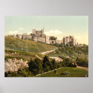 Dover Castle I, Kent, England Print