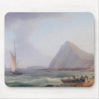 Dover Cliffs Mouse Pad