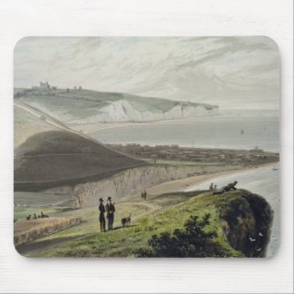 Dover, from Shakespeare's Cliff, from 'A Voyage Ar Mouse Mat