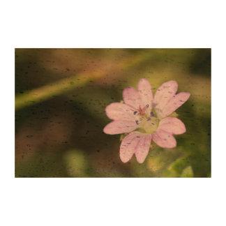 Dovesfoot Geranium Cork Paper
