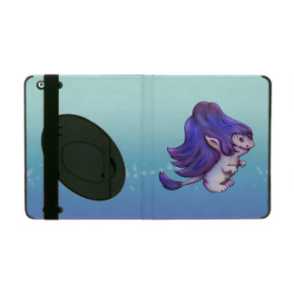 DOVIC ALIEN CUTE Powis iCase iPad 2/3/4  Kickstand Cases For iPad