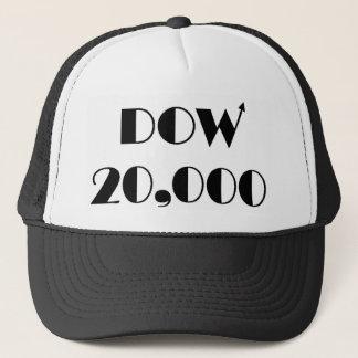 DOW 20,000 TRUCKER HAT