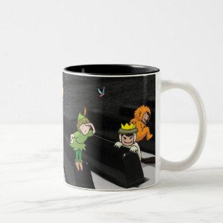 Dowa 2010_02 Two-Tone coffee mug
