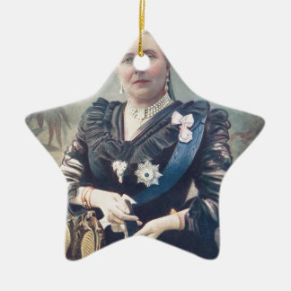 Dowager Empress Frederick of Germany Christmas Ornament