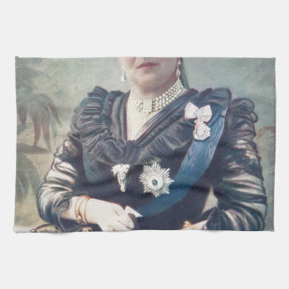 Dowager Empress Frederick of Germany Towel