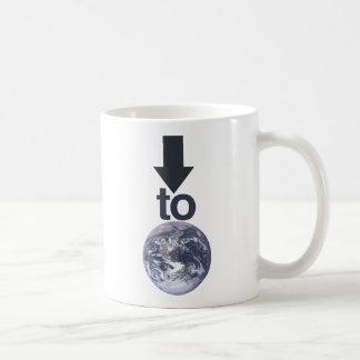 Down 2 Earth Coffee Mugs