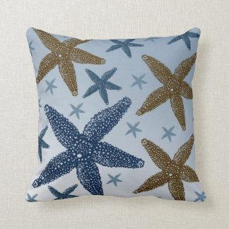 Down by the Sea Starfish Cushion