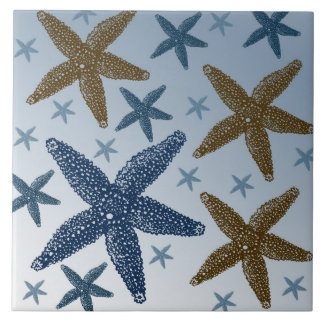 Down by the Sea Starfish Tile