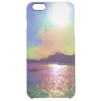 Down by the water clear iPhone 6 plus case